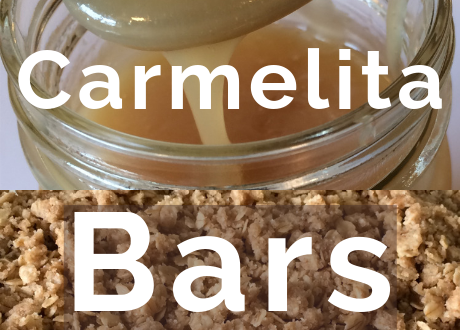 Chocolate Carmelita Bars Recipe (Vegan!) – One of my favorite quick desserts. It's allergy-friendly, made without dairy or eggs | cassiecreley.com