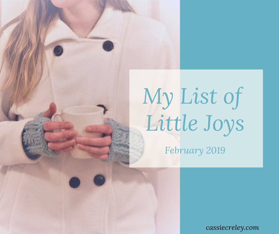 My List of Little Joys—Ideas for combining gratitude journaling with capturing moments that bring you joy. Here's my list from to offer you some inspiration.   cassiecreley.com
