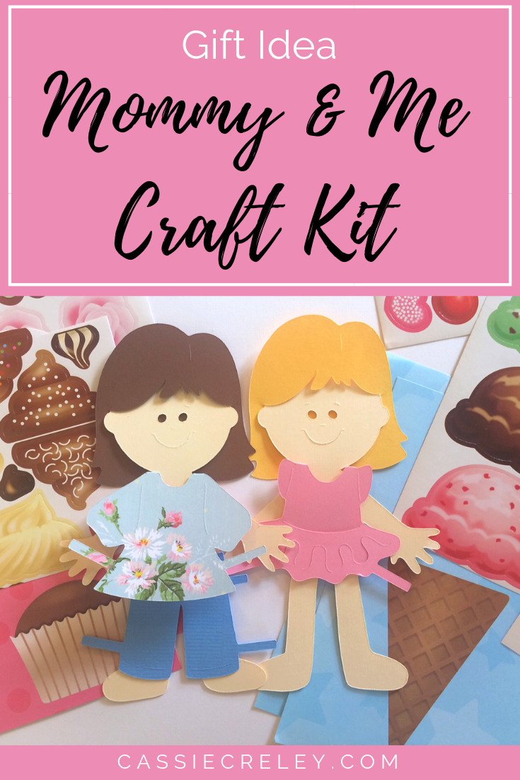 Craft Kits Paper Dolls and Stickers
